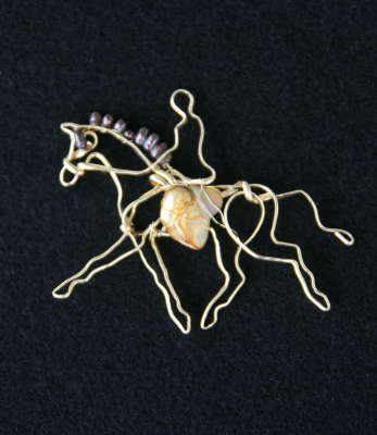 Extended Trot, 14/20 karat gold filled, $$0.0000